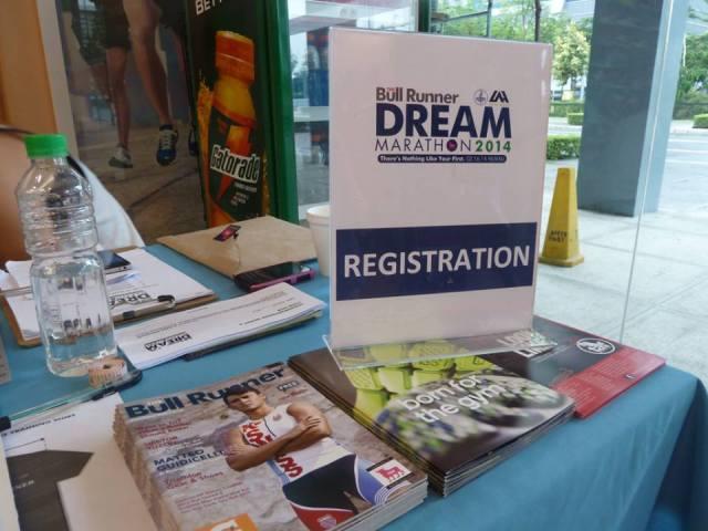 TBR Dream Marathon 2014