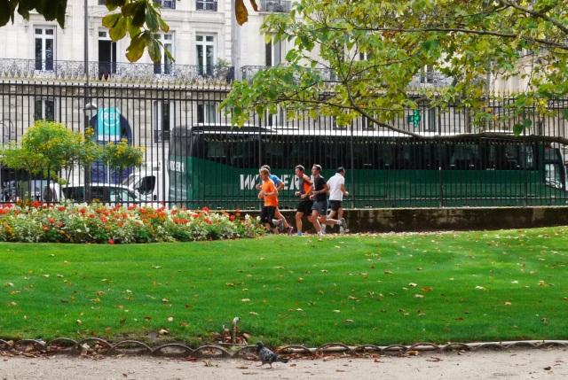 Jardin du Luxemboug, Paris