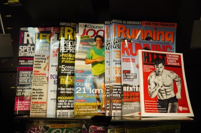 Run magazines