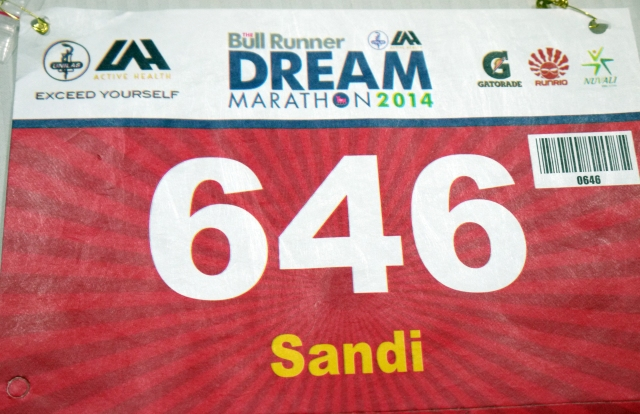 TBR-ULAH Dream Marathon