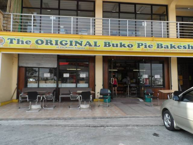 0riginal buko pie